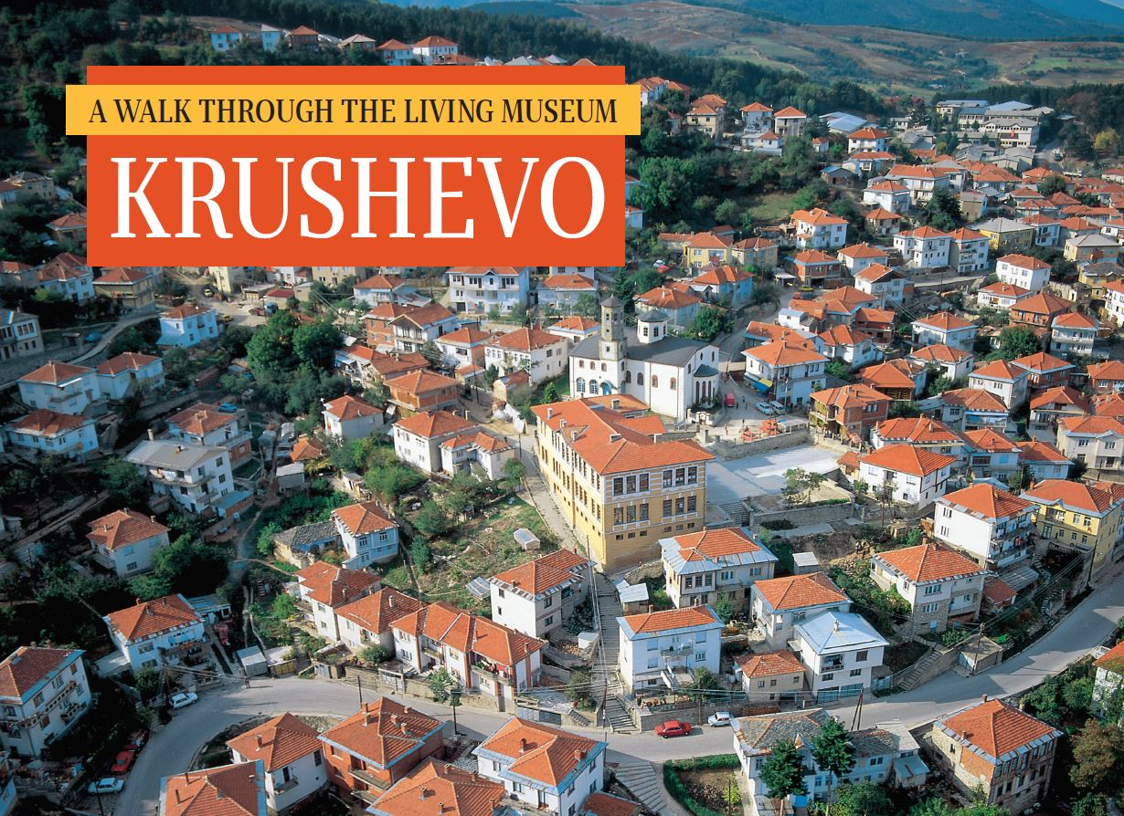 A walk through the living museum - Krusevo