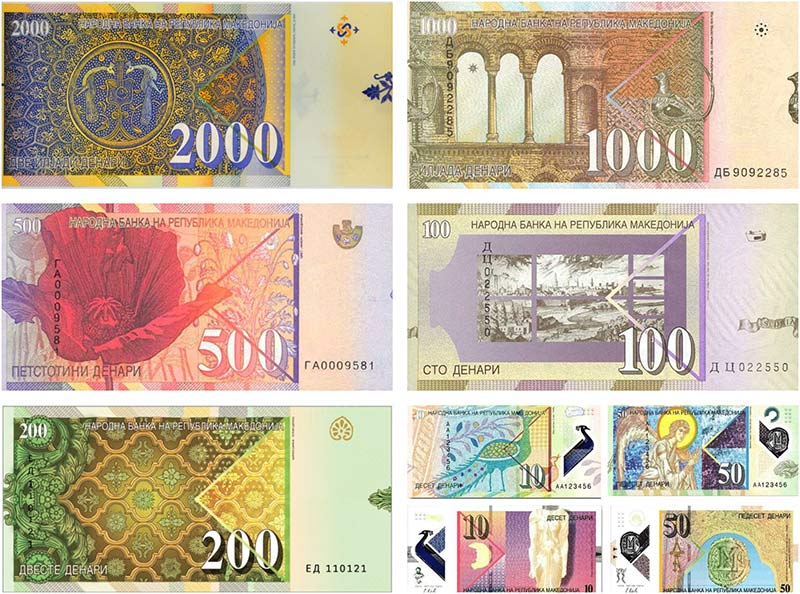 Macedonia Money